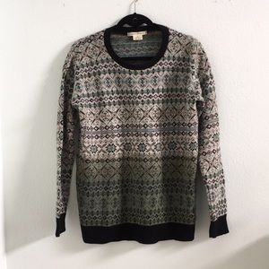 UO/Coincidence & Chance Fair Isle Sweater